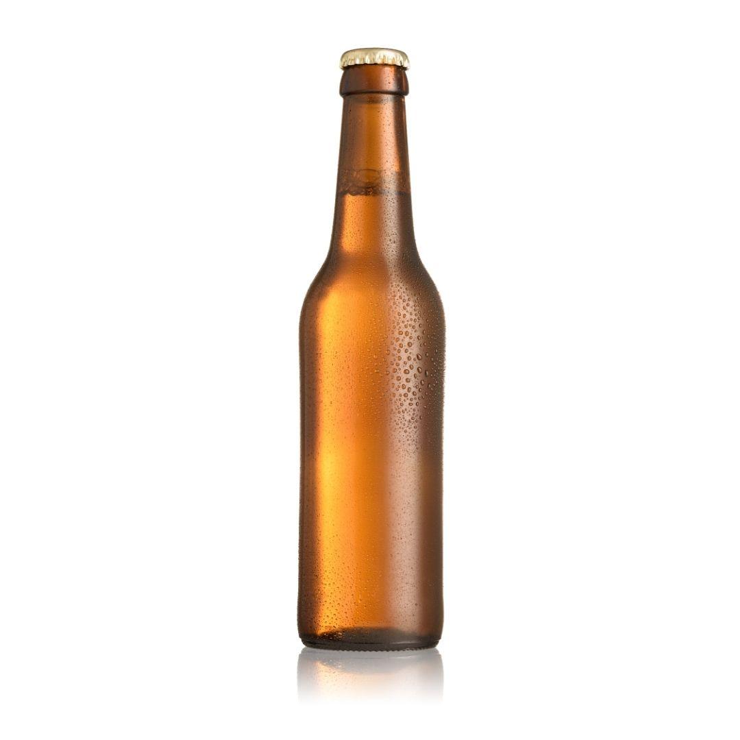 330 cc de cerveza