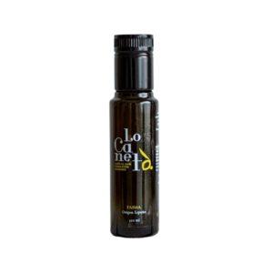 Botella Aceite Virgen Extra «Lo Canetà» 100 ml – Variedad Farga