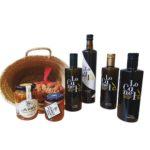Cesta de productos del Baix Maestrat