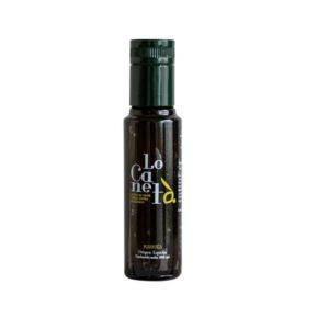 Botella Aceite Virgen Extra «Lo Canetà» 100 ml – Variedad Regués